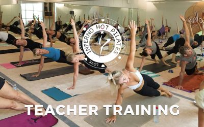 Want to become a Hot Pilates Teacher?